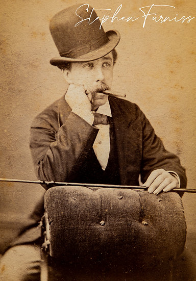 The Cigar 1870's