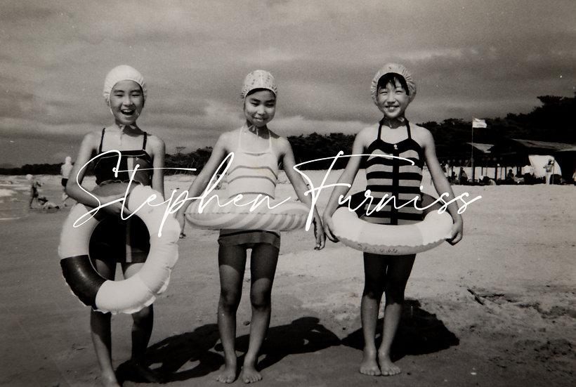 3 Little Maids! Japan 1960's