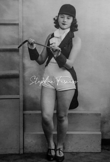 Lady ready to Dance 1930's