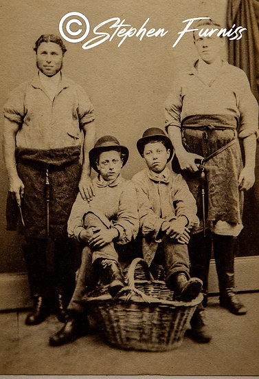 Butchers 1870's