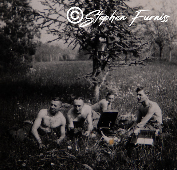 Summer in the Garden 21st April 1944