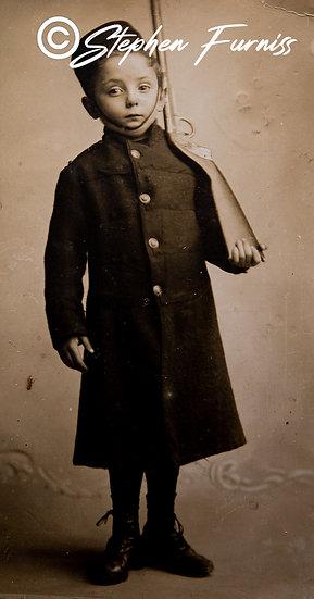 Shoulder Arms 1910