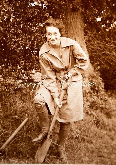 Land Girl World War I