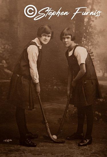 Jolly Hockey Sticks 1920's