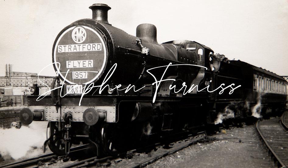 Railway Trip 1957