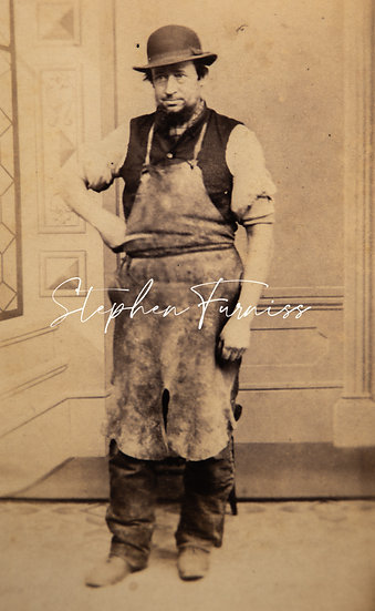 The Leather Apron 1860