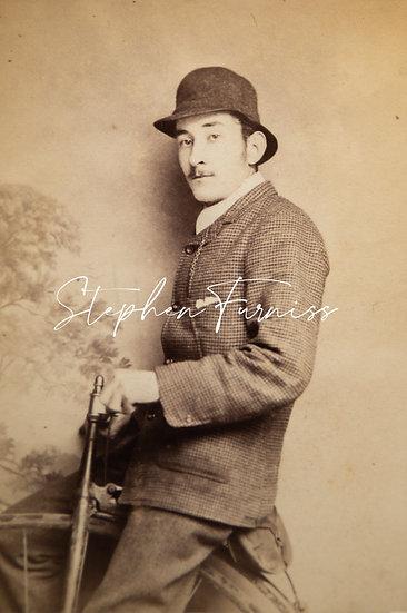 The High wheeler 1870