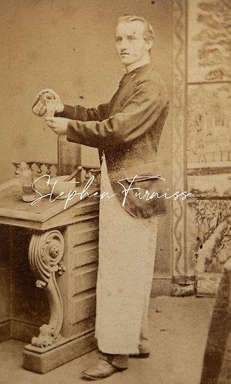 The Alchemist 1870