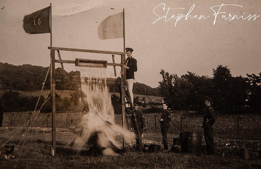 The Water Splash c.1920