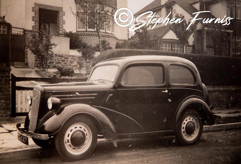 Ford Anglia 1946