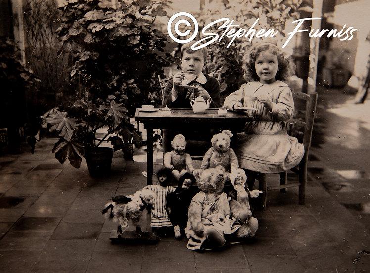 Peggy & Jacks Tea Party