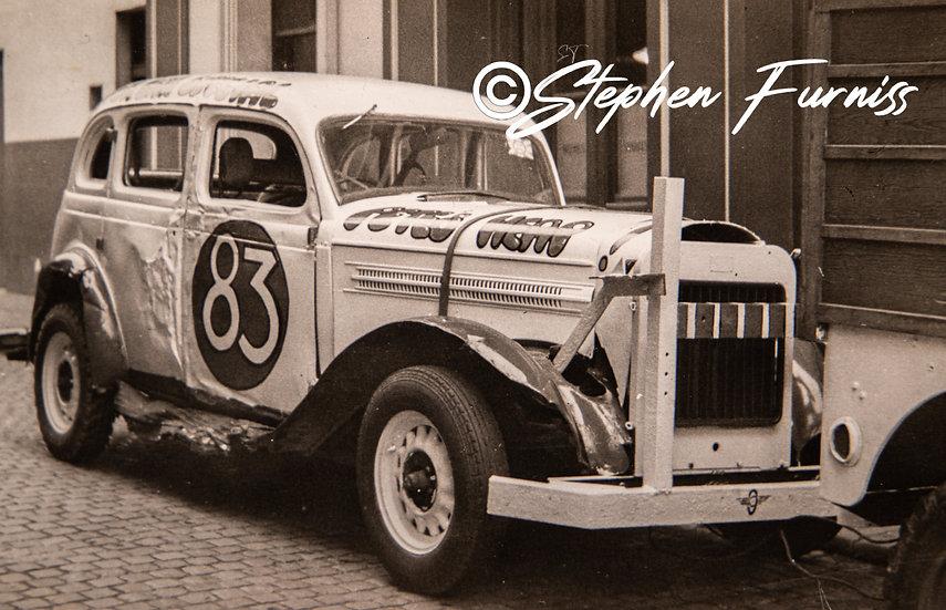 Stock Car 1950's