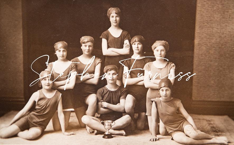 Ladies Swimming Team 1920's