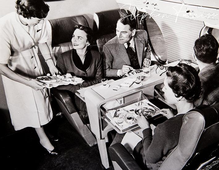 British European Airways Inflight 1960's
