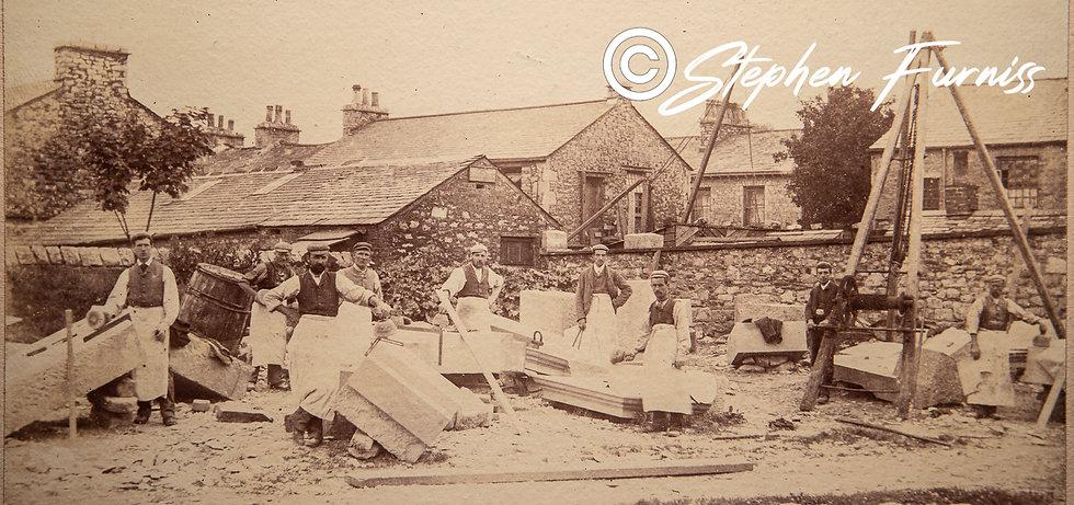 Stone Masons 1885