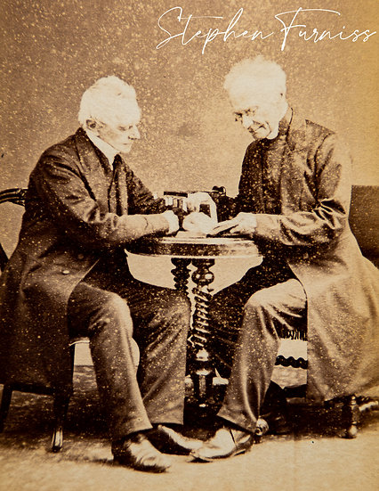 The Theological Discussion 1870's