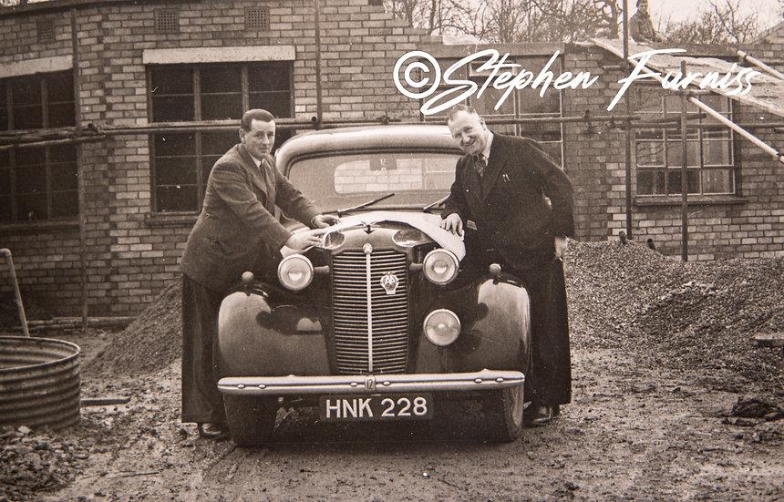 Vauxhall 1940's