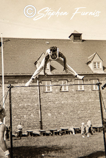 Gymnastics Display in Selb July 1937