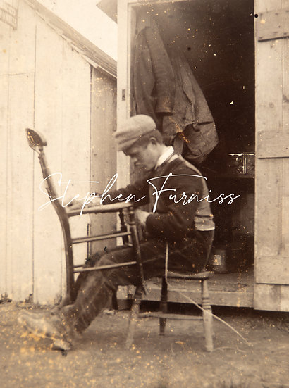 The Chair Maker 1890