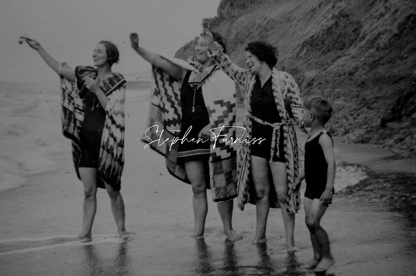 Holiday Makers 1930's