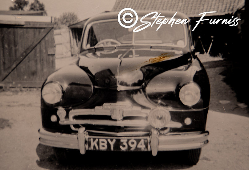 Standard Vanguard Phase 1 c.1950