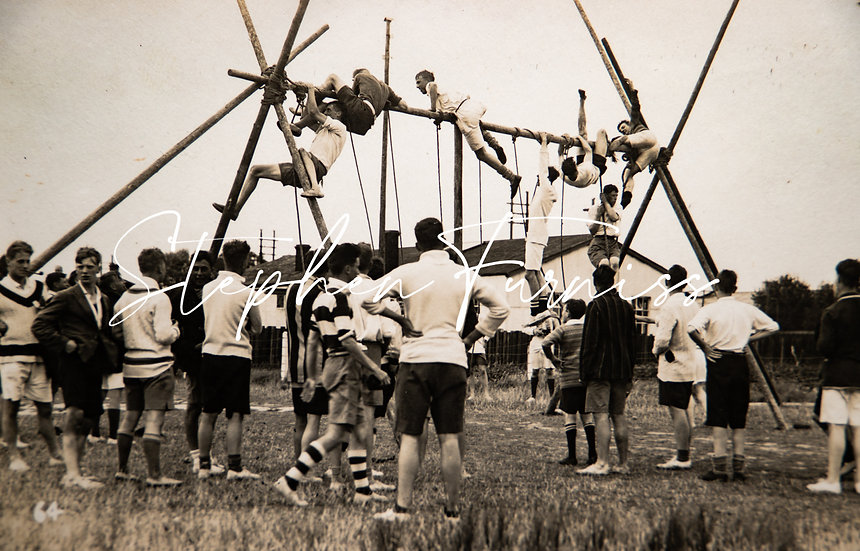 Obstacle Course 1930's
