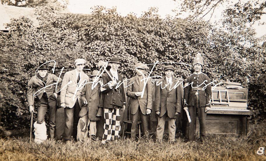 Village Actors 1920's