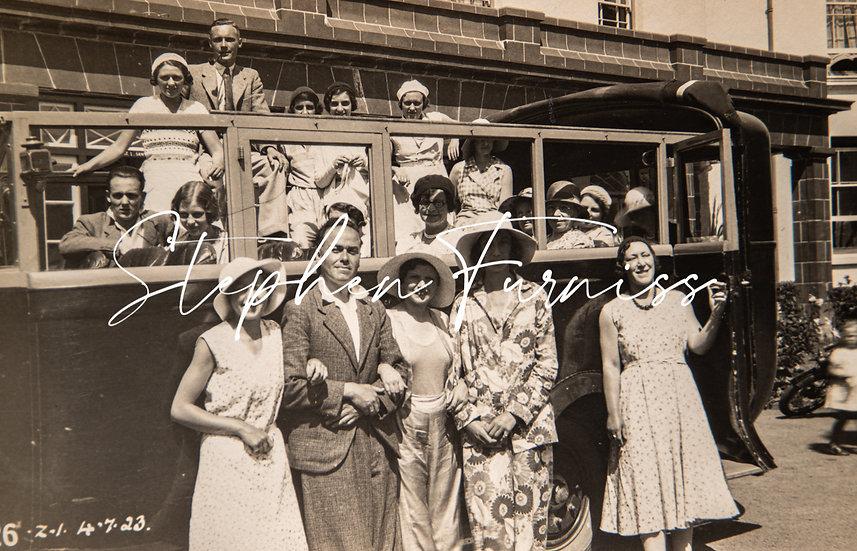 Jersey Charabanc 4th July 1923