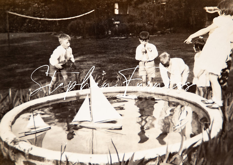 Model Yachts 1930's