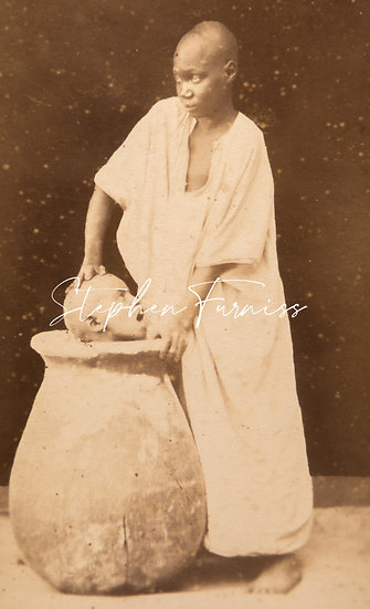 Algerians by A Leroux 1885