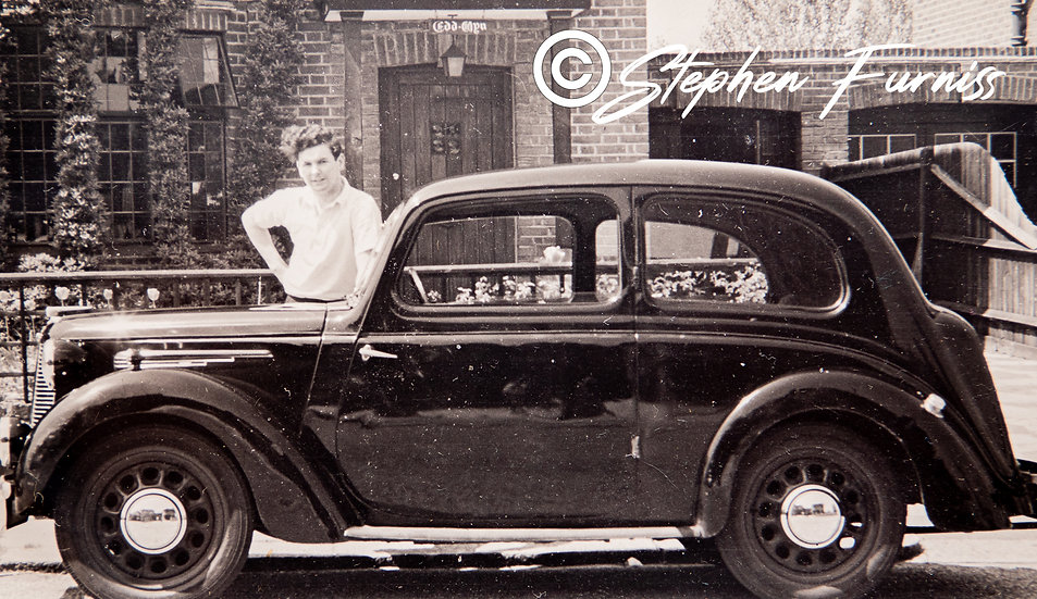 Austin 10 1950