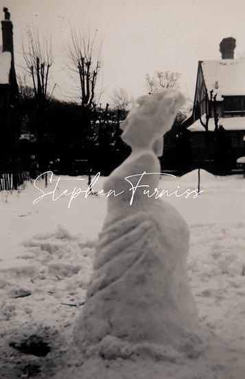 Snow Sculpture Feb 1947