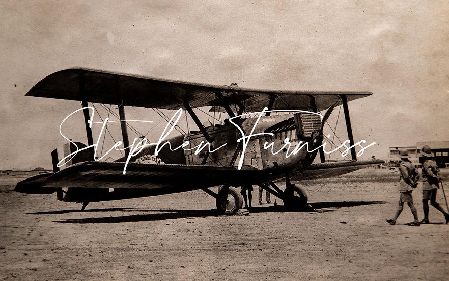 American Aeroplane 1924