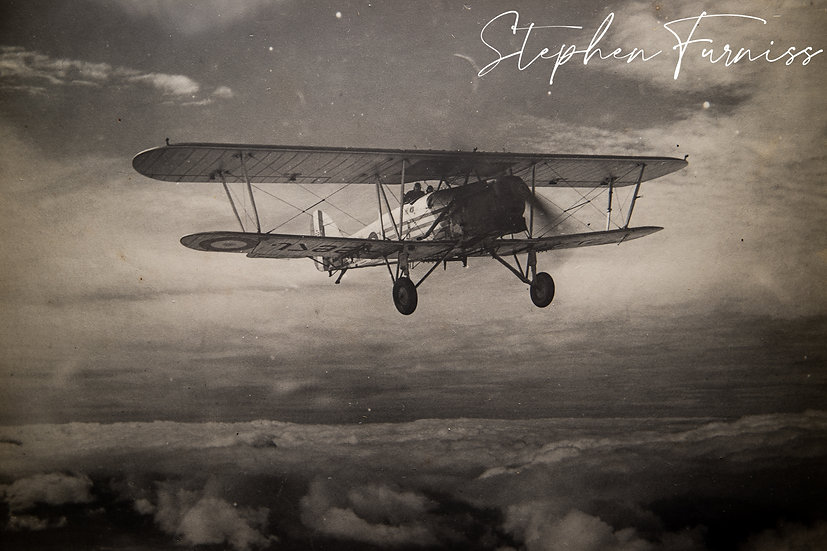 The Biplane c.1920