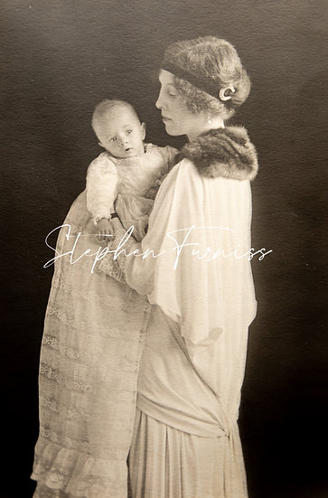 The Christening! 1920's
