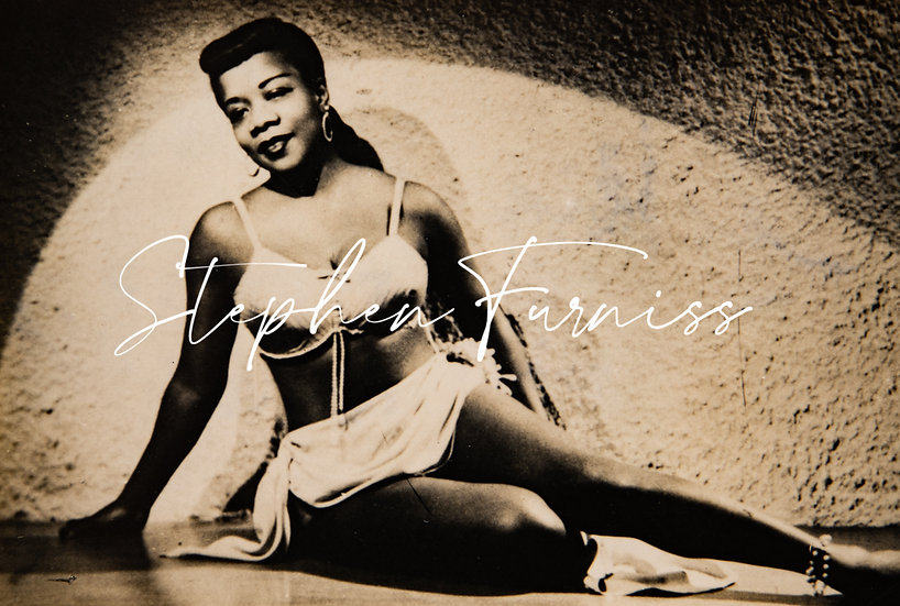 Joan Smith 1950's