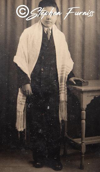 Bar Mitzvah Boy 1950's
