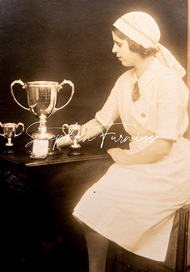 Prize For Nursing 1920's
