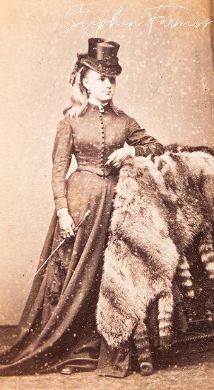 The Riding Habit 1870's