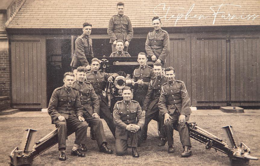 Gun Crew 1932