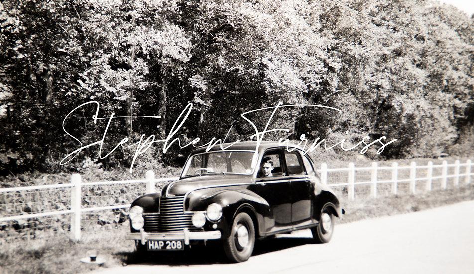 Jowett Javelin 1950's