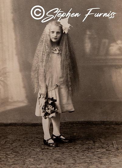 Long Hair German 1920