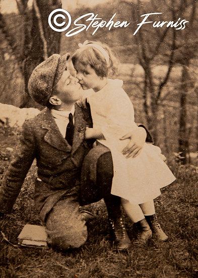 Loving Siblings 1910