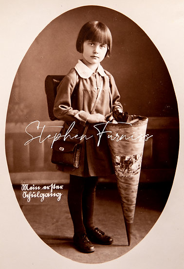 First Day at School 1920