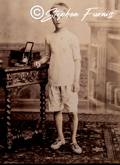 Young Athlete 1905