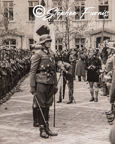 Life in Nazi Germany 1933-45