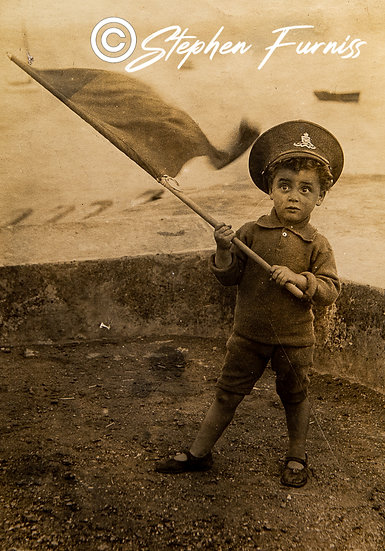 The young Patriot 1914