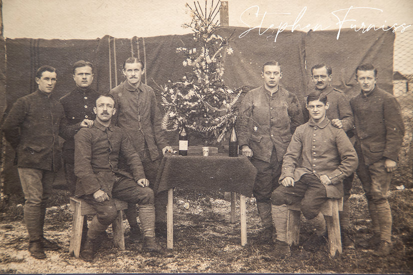 German Soldiers Christmas 1920