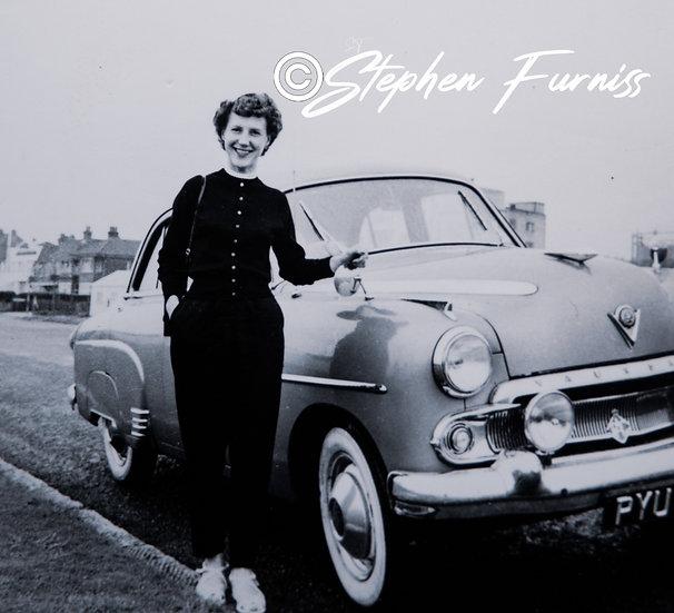 Vauxhall 1950's