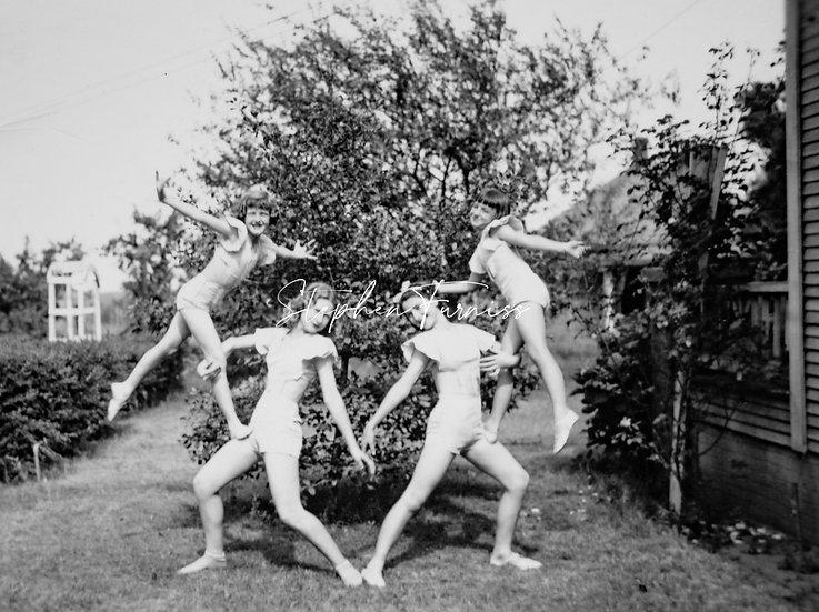 Dancers 19th Century